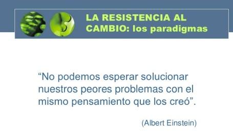 resistencia al cambio borrar