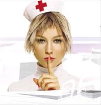 Resultado de imagen para imagenes silencio hospital