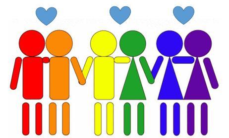 Resultado de imagen para imagenes bisexualidad