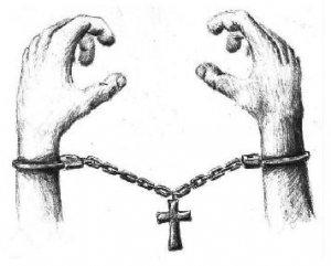 Resultado de imagen para imagenes esclavitud de la religion