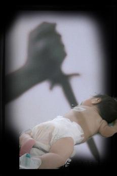 Resultado de imagen para imagenes matar a un bebe