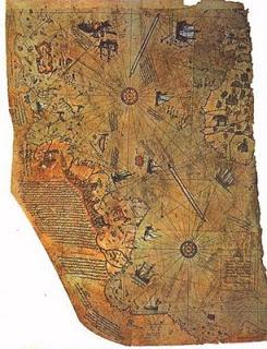 El mapa de Piri Reis (misterio)