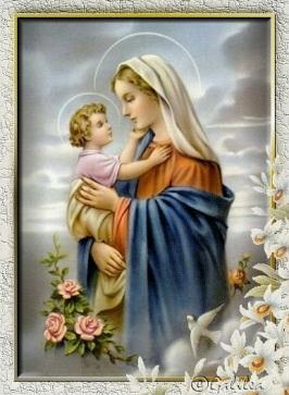 Resultado de imagen para imagenes virginidad maria