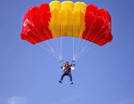 Resultado de imagen para imagenes paracaidas